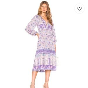 Spell & The Gypsy Collective dress in Lilac